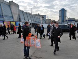 ZORG на выставке МосБилд 2011